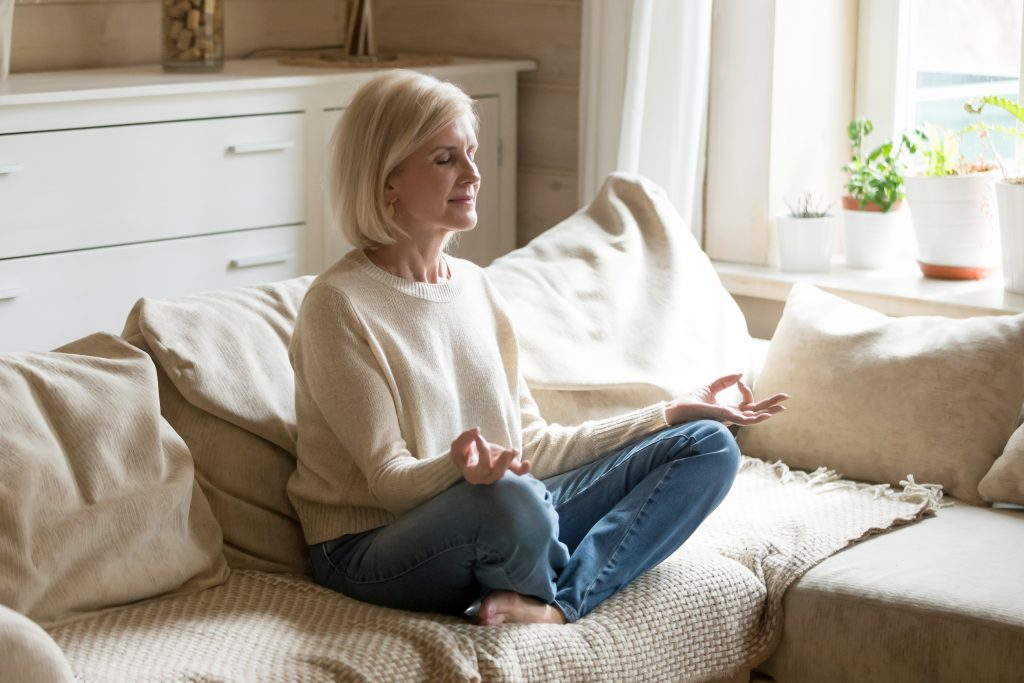Hypnosis and mindfulness for menopause