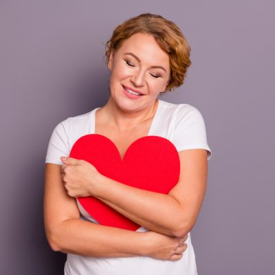 The power of love, and oxytocin in perimenopause.